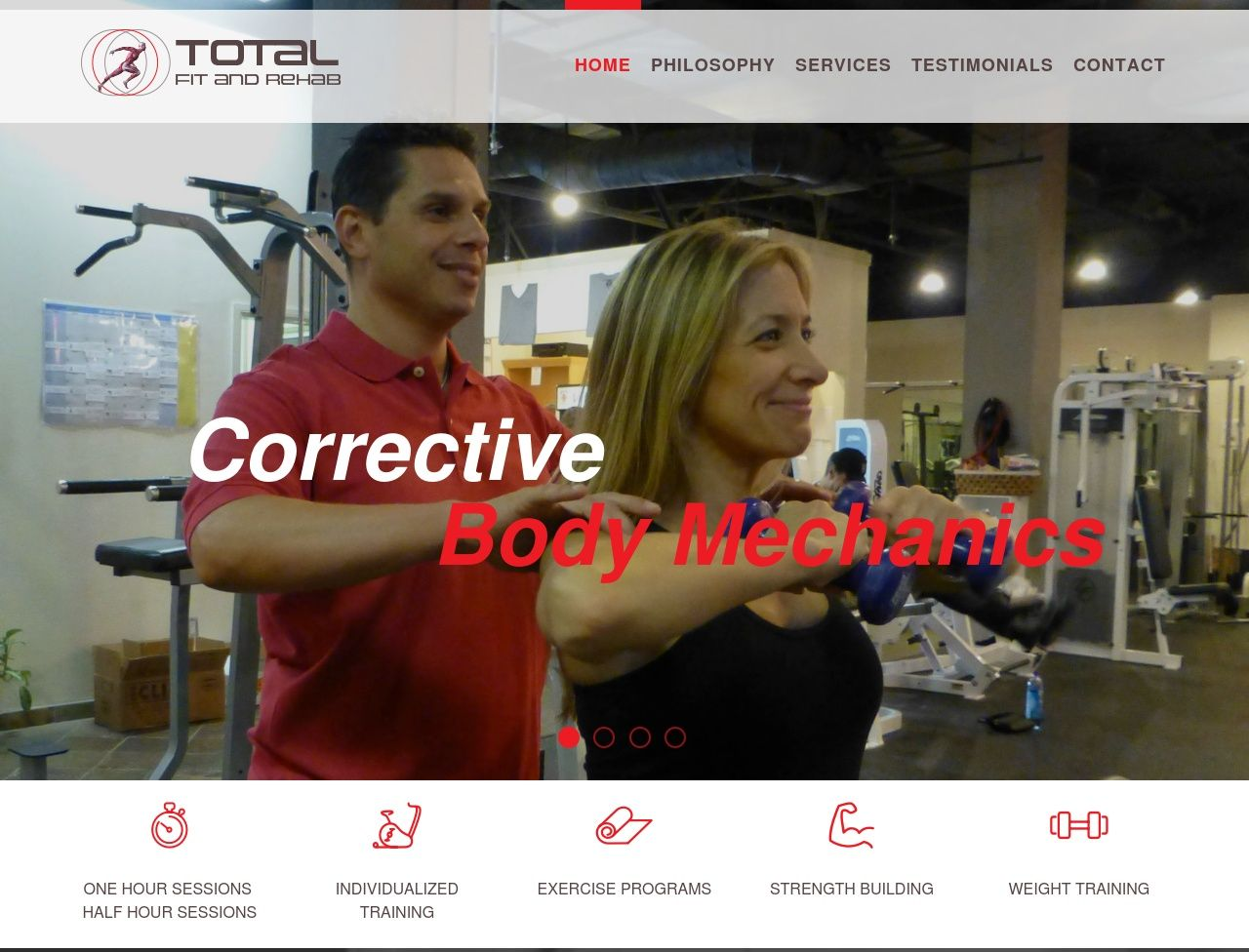 Total Fit and Rehab